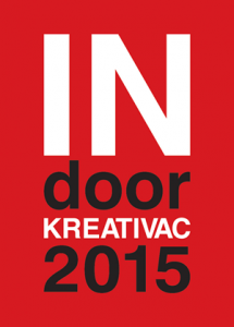 Indoor kreativac - LOGO 2015